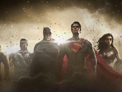 Así es la Liga de la Justicia: la primera imagen revela el aspecto de Cyborg y Flash