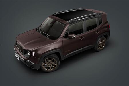 Jeep Renegade Bronze Edition 2021 llega a México con un look misterioso, pero elegante