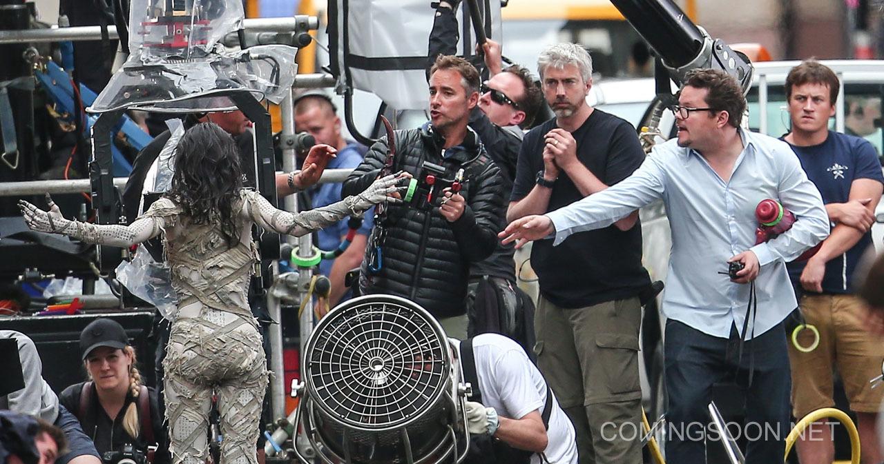Foto de 'The Mummy', primeras fotos de Sofia Boutella como la nueva Momia (9/10)