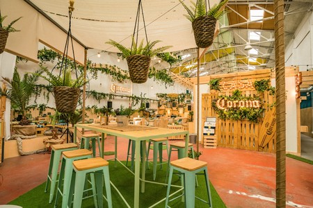 La Casa del Mar acoge la segunda edición de Casa Corona Valencia con estética renovada y acogedora