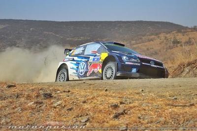 Accidentado fin de semana se ha vivido en el Rally México