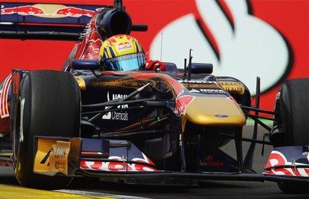GP de Europa F1 2011: Jaime Alguersuari vuelve a quedar eliminado en la Q1