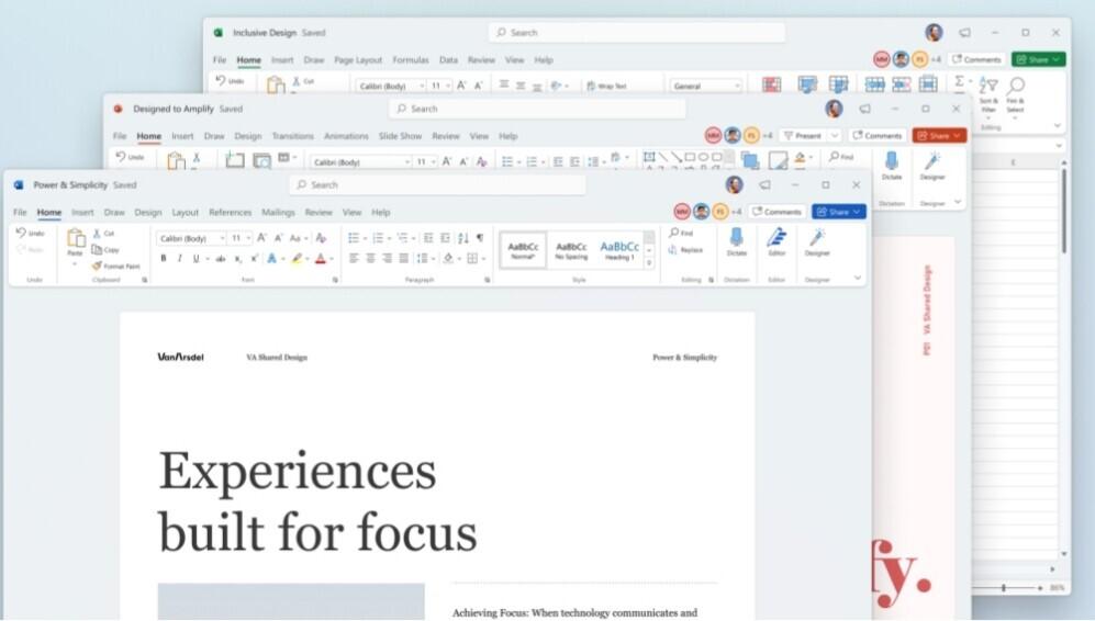 Así se puede activar el nuevo diseño de Office ya está llegando a algunos usuarios dentro del Programa Insider