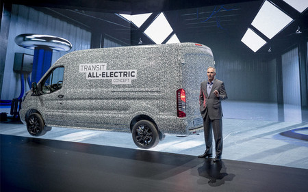 Ford Transit Electrica 02