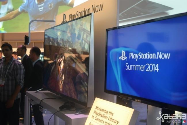 Sony traerá su servicio PlayStation Now a los Smart TV de Samsung