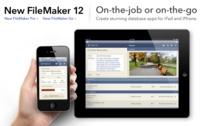 FileMaker 12 llega optimizado para entornos de 64 bits y con aplicaciones para iOS gratuitas