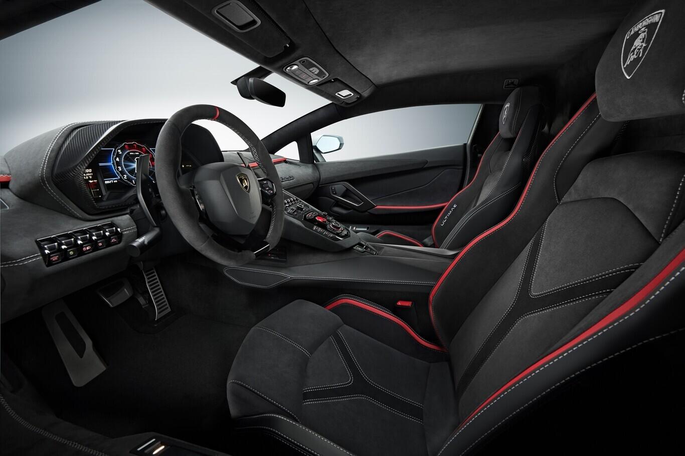 Foto de Lamborghini Aventador LP780-4 Ultimae (3/18)