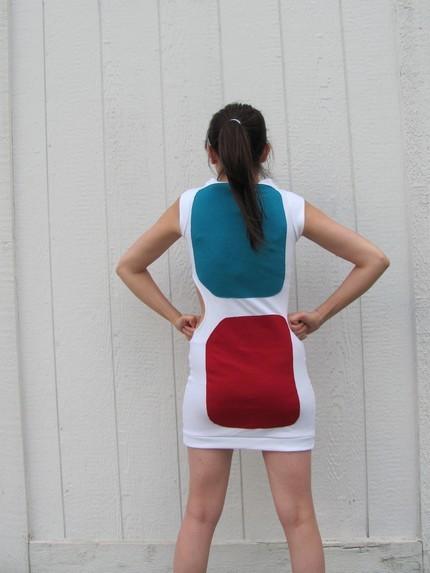 Foto de Un vestido con forma de gafas 3D (3/5)