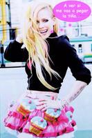 Avril Lavigne: ¿se mira pero no se toca?