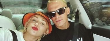 Calienta, Pedro Sánchez, que sales: ¡Miley Cyrus y el chico por el que más sacaba la lengua han roto!