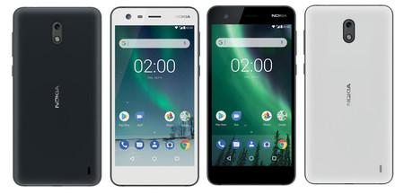 El Nokia 2 posa para la cámara: 4.000 mAh y un diseño clásico para la gama de entrada de la marca