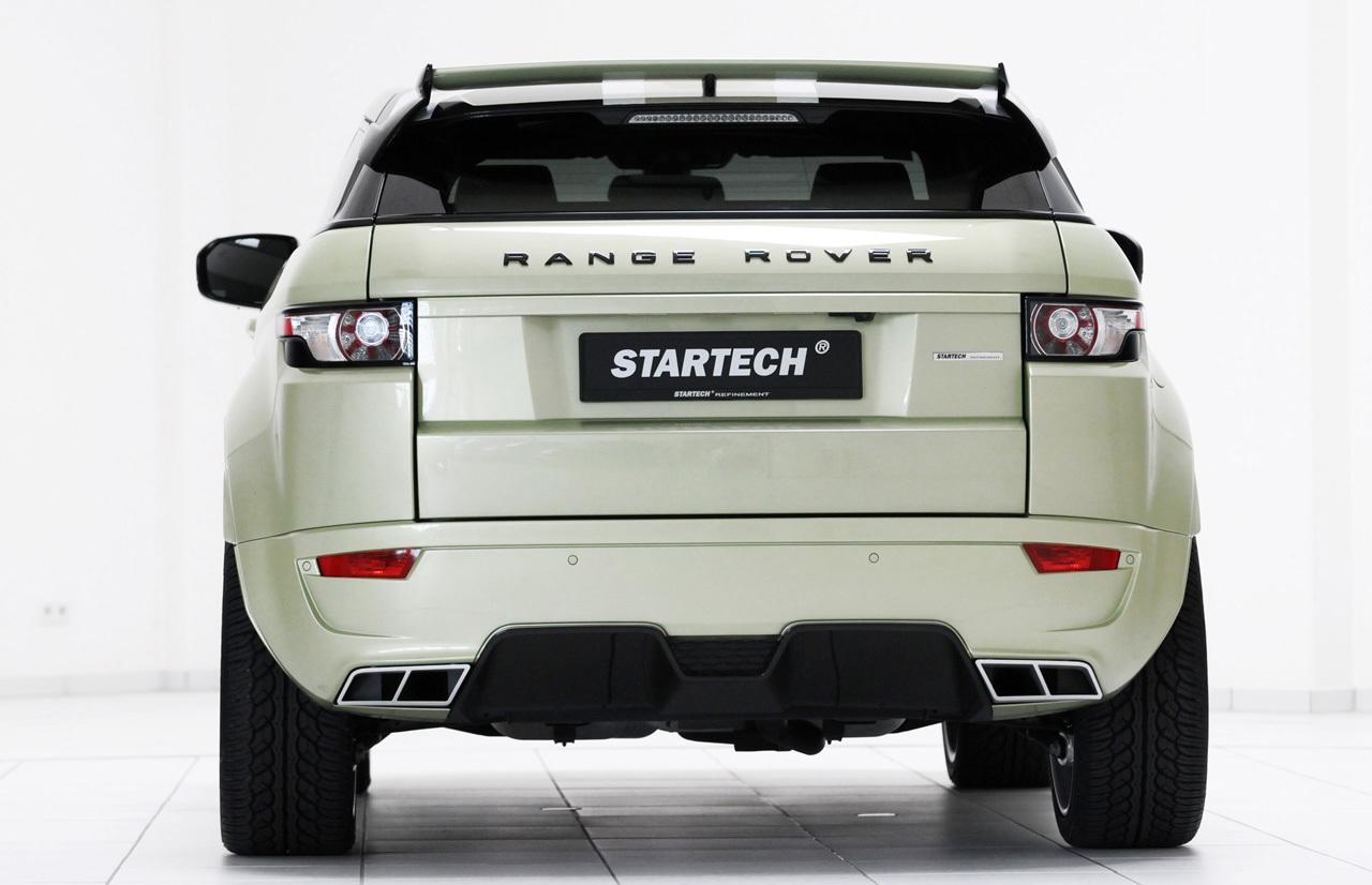 Foto de Startech Range Rover Evoque (19/31)