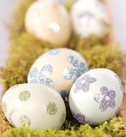 Siete ideas para decorar huevos de Pascua