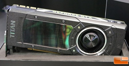 Nvidia Gtx Titanx Front View