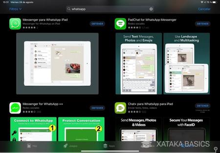 Whatsapp En Ipad Store