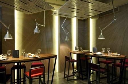 iO nos propone comer en barra como alternativa a la formalidad de la mesa
