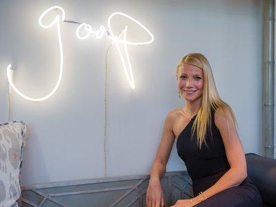 Goop, la empresa de productos saludables de Gwyneth Paltrow, denunciada por publicidad engañosa