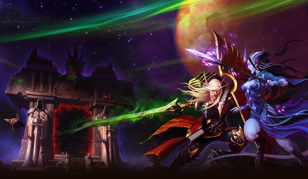 El Portal Oscuro de World of Warcraft: Burning Crusade Classic abrirá sus puertas en junio