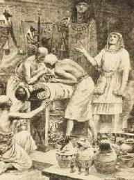 La farmacia del Antiguo Egipto