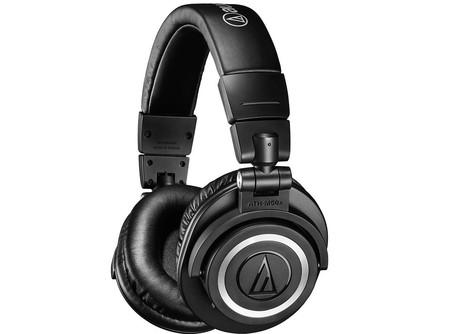 Audio Technica ATH-M50xBTs, un auricular pensado para la movilidad que llega con Bluetooth 5.0