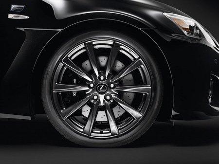 Lexus IS-F 3