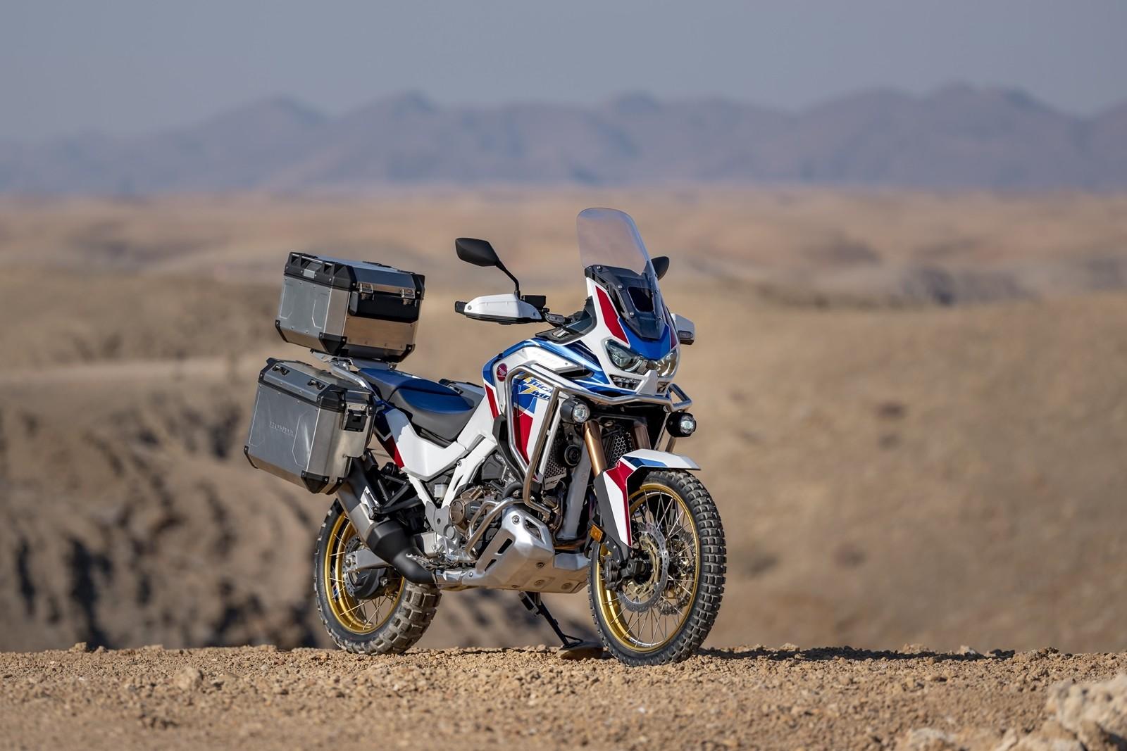 Foto de Honda CRF1100L Africa Twin Adventure Sports 2020 (23/32)