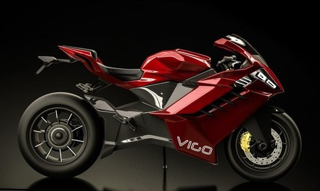 Vigo Electric Motorcycle 4