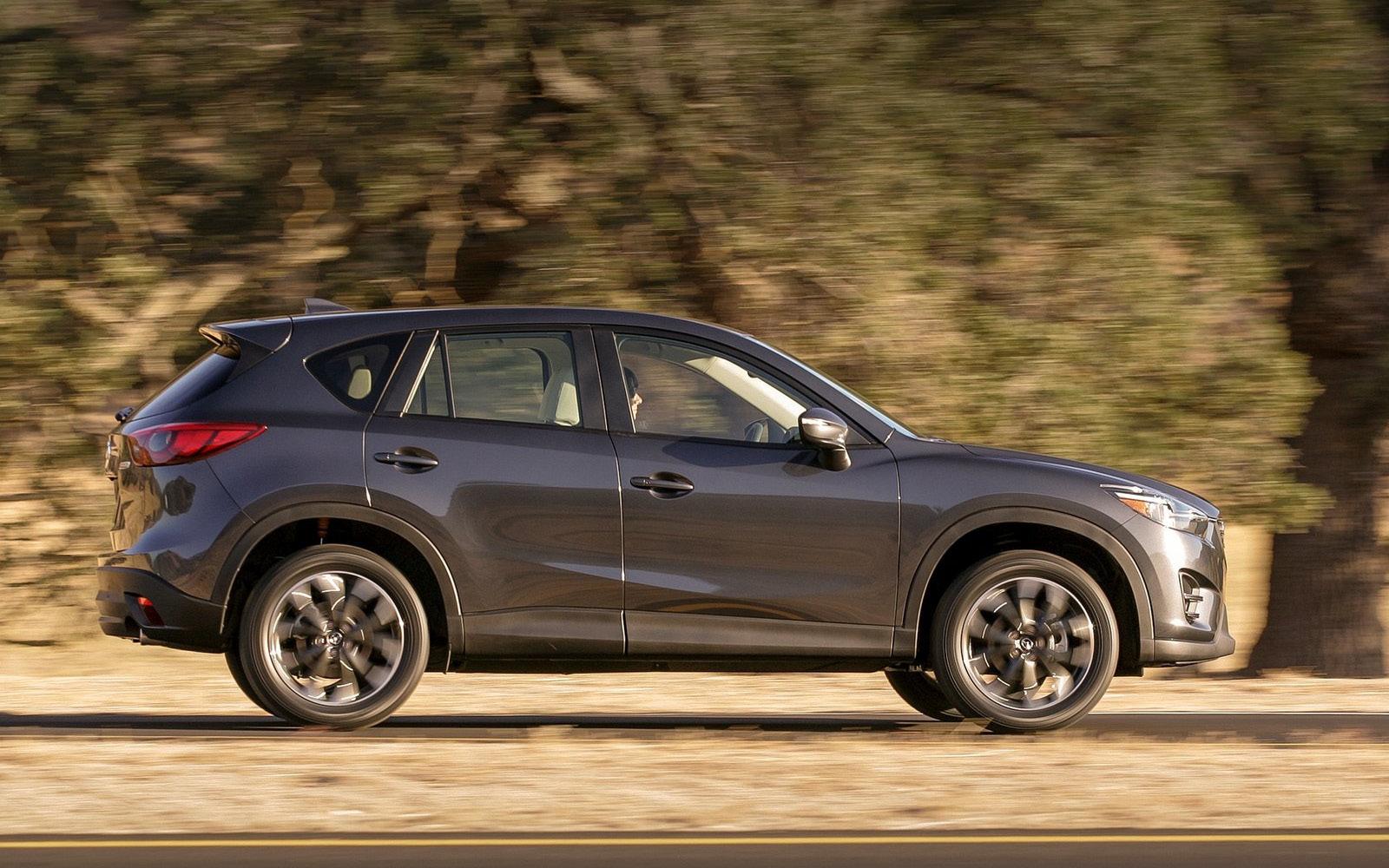 Foto de Mazda CX-5 2016 (5/20)