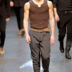 Foto 5 de 13 de la galería dolce-gabbana-otono-invierno-20102011-en-la-semana-de-la-moda-de-milan en Trendencias Hombre