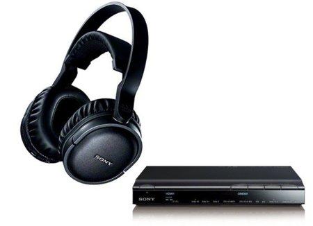 Los Sony MDR-DS7500 acompañarán tus sesiones de cine 3D