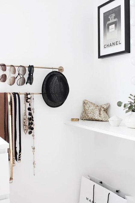 básicos de un vestidor según Nina Holst