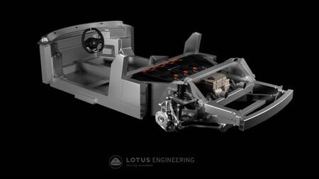 Lotus lo apuesta todo al coche eléctrico con su nueva plataforma modular: más deportivos, coupés y quizá un SUV