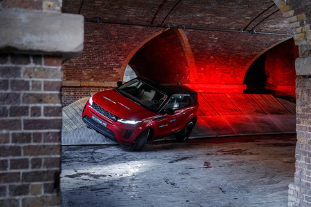 Range Rover Evoque 2019 frontal lateral