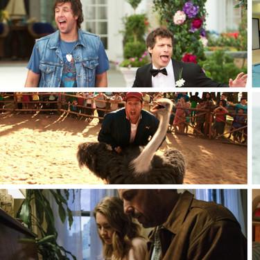 Por qué Adam Sandler es mi padre favorito del cine