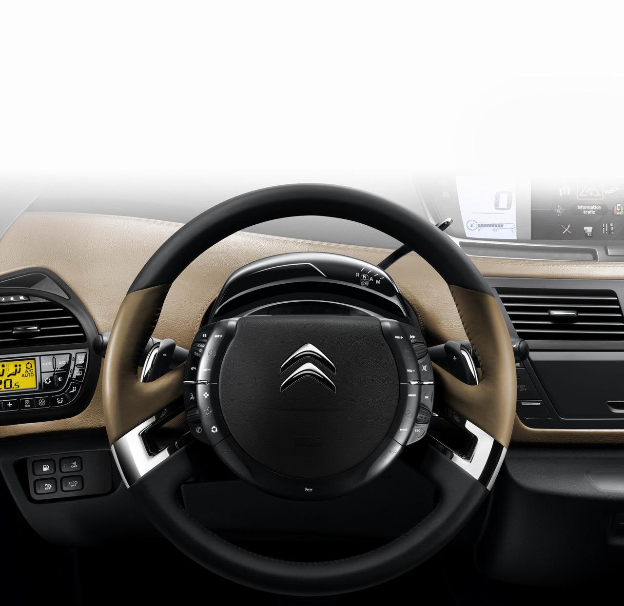 Foto de Nuevos Citroën C4 Picasso y Grand C4 Picasso (5/6)