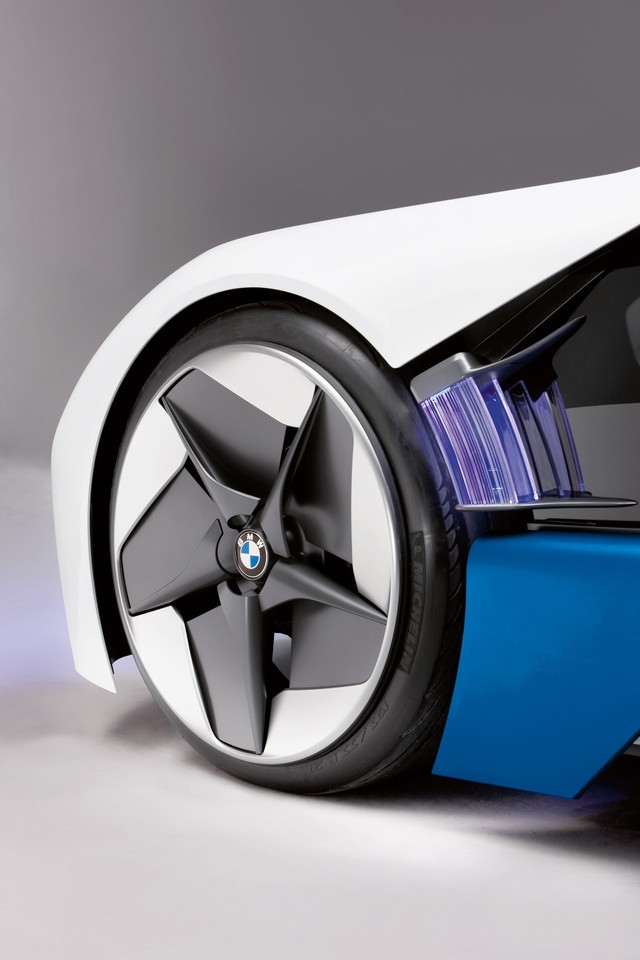 Foto de BMW Vision EfficientDynamics 2009 (37/92)
