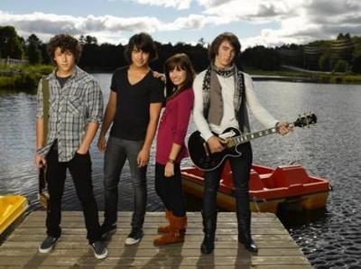 Camp Rock, el nuevo High School Musical
