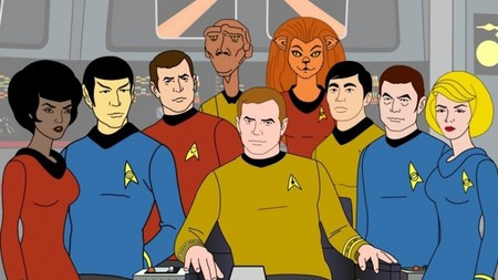 Star Trek-Animated