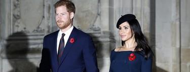 Los duques de Sussex se mudan de su cabaña de 2 habitaciones a un casa de 10 con guardería, gimnasio y sala de yoga