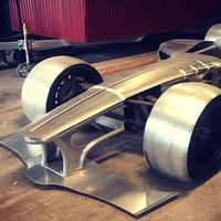 Podrás cumplir tu sueño de la infancia, alguien fabrica una réplica de coche de F1 legal para las calles