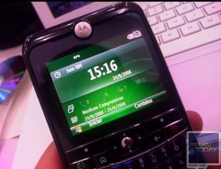 Motorola Q11, al acecho de BlackBerry