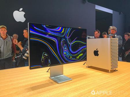 Mac Pro y pantalla