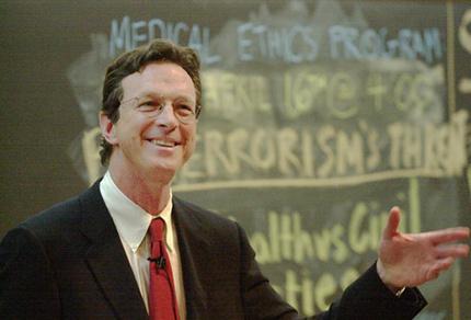 Adiós a Michael Crichton, creador de Urgencias