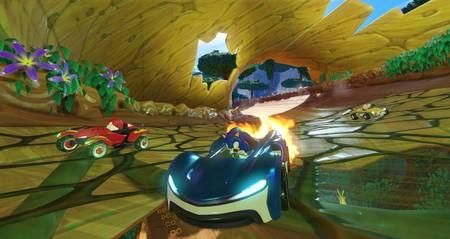 Walmart filtra Team Sonic Racing para Switch: primeras imágenes y características