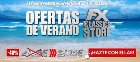 Ofertas de verano FX Classics Store