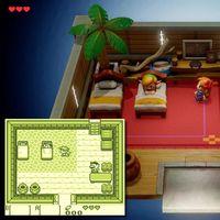 The Legend of Zelda: Link's Awakening: la versión de Game Boy y el remake para Switch cara a cara en un vídeo comparativo