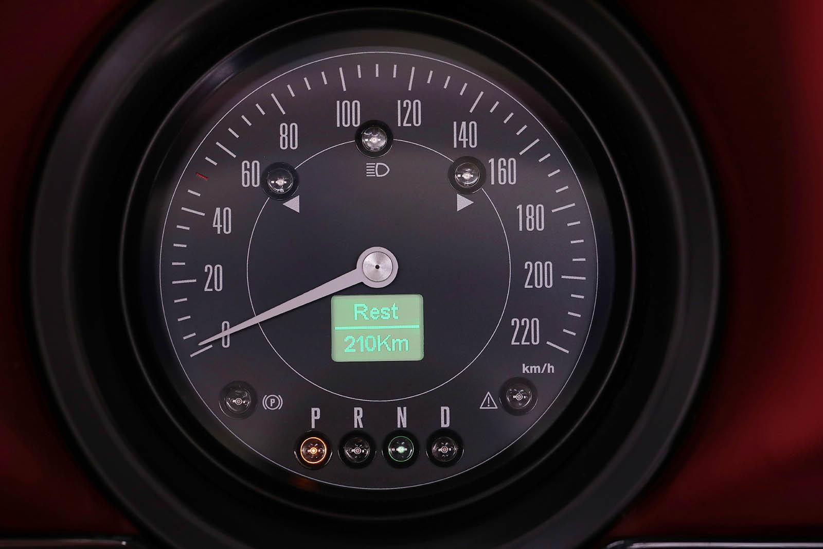 Foto de Volkswagen e-Beetle (18/19)