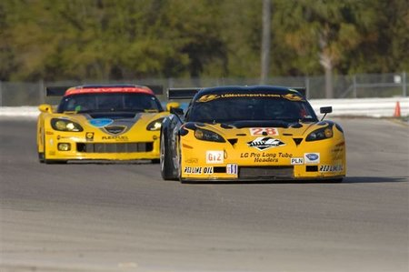 GM-Corvette acusada de boicotear a un equipo rival
