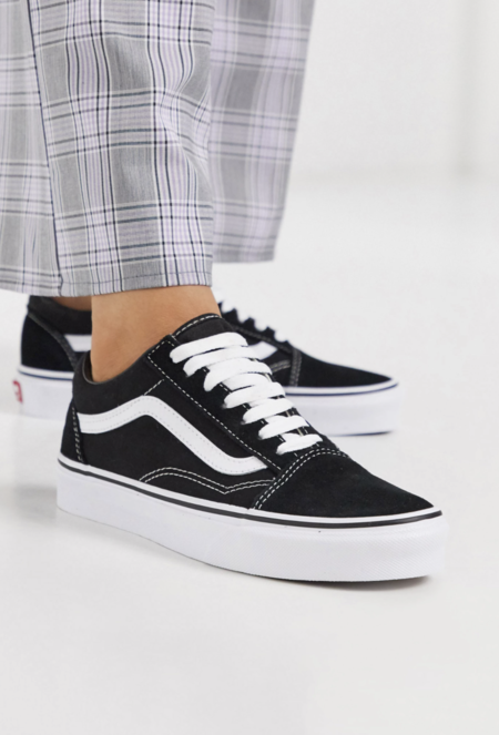 Zapatillas negras Old Skool de Vans Classic