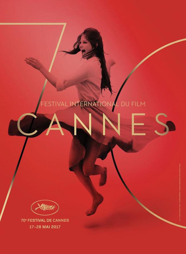 Cartel Festival Cannes Claudia Cardinale 2017